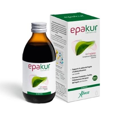 Aboca Epakur Advance Sciroppo 320g