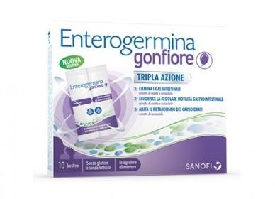Sanofi Enterogermina gonfiore 10 bustine bipartite