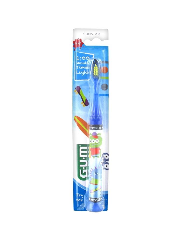 Gum light up spazzolino  7-9 anni