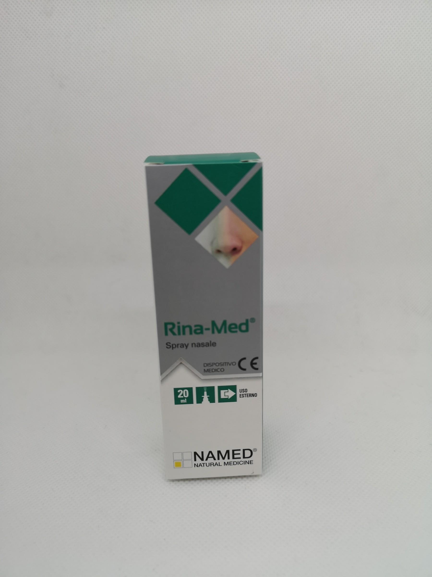 Named Rina-Med spray nasale 20ml