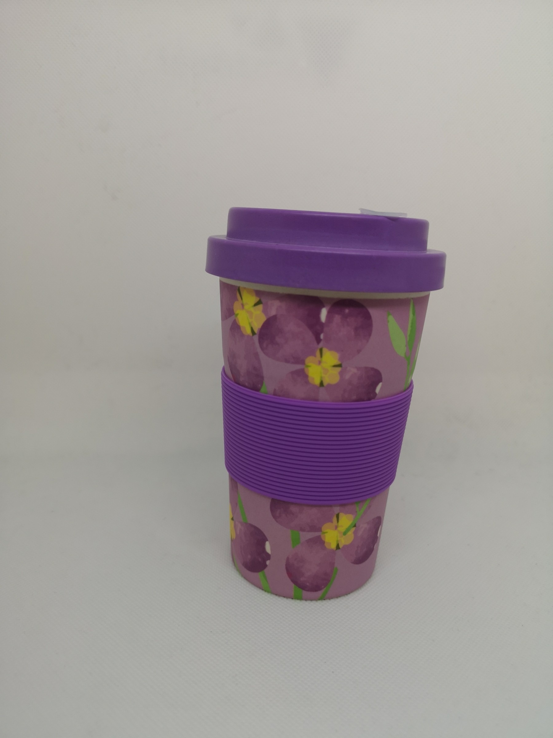 Neavita Bamboo Mug Violette 400ml