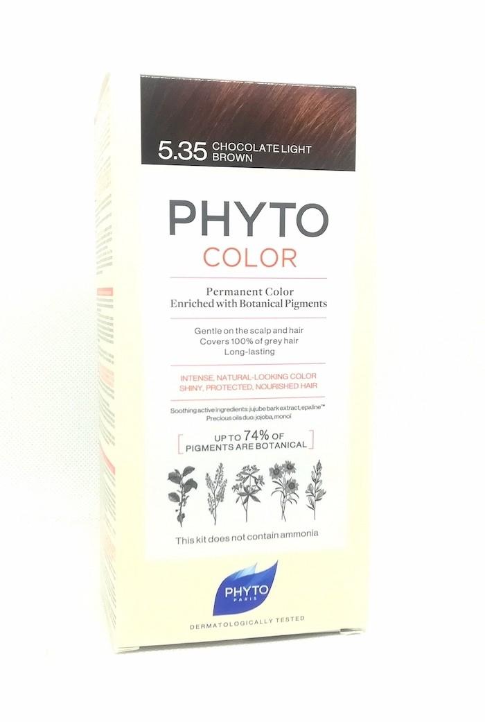 Phyto Color 5.35 Castano Chiaro Cioccolato