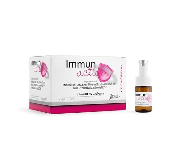 Biodue Immun Active 15 flaconcini
