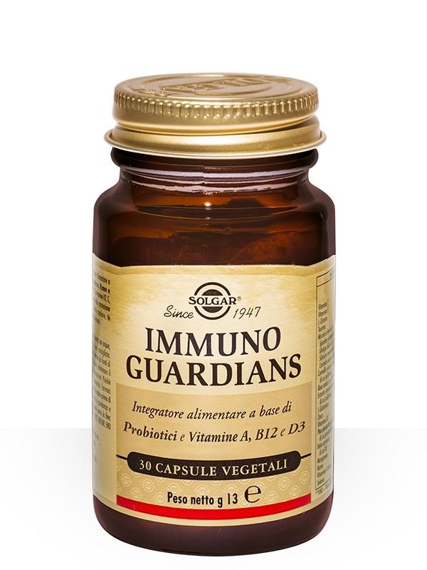 Solgar Immuno Guardians 30 capsule vegetali