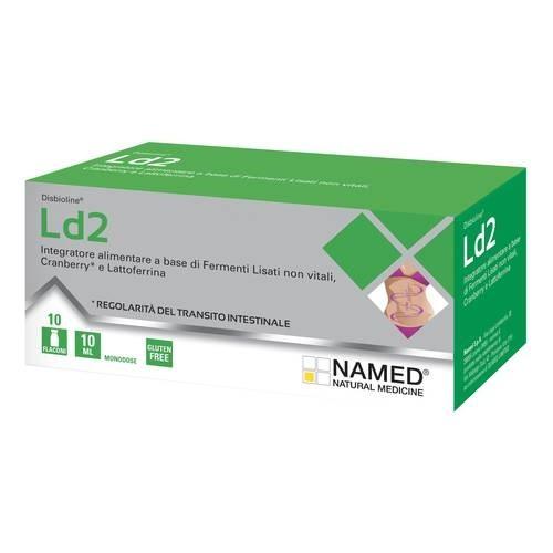Named Ld2 10 Flaconcini Monodose