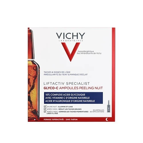 Vichy Liftactiv Specialist Glyco-C 30 Ampolle Peeling Notte 2 ml