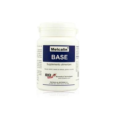 Melcalin Base Supplimento Alimentare 84 compresse