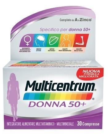 Multicentrum Donna 50+ 30 Compresse
