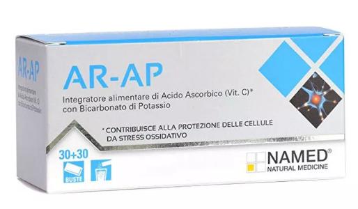 Named AR-AP integratore alimentare antiossidante in bustine