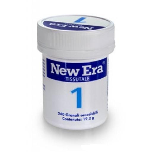 Named New Era Tissutale 1 240 mini compresse orosolubili