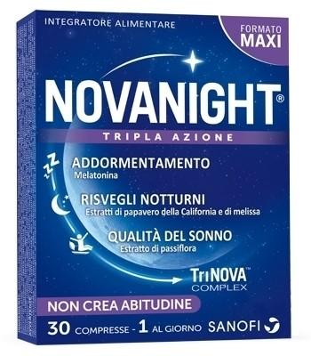 Novanight 30 compresse