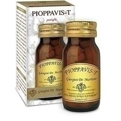 Pioppavist-T 80 pastiglie
