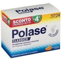 Pfizer Polase Arancia 24 bustine promo