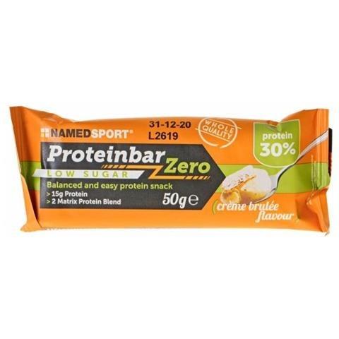 Named Proteinbar zero creme brulee 50 g