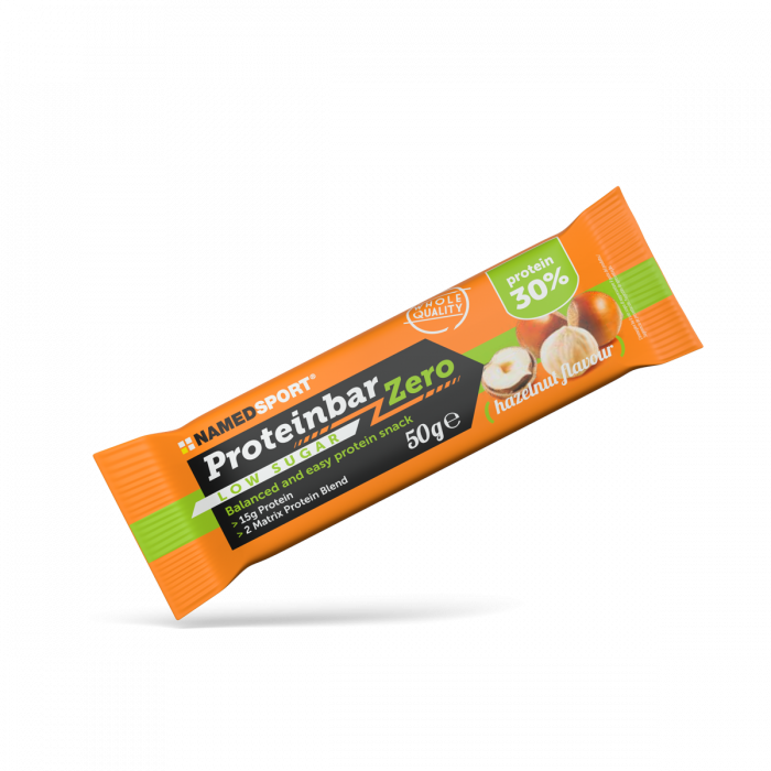 Named Proteinbar zero hazelnut 50 g
