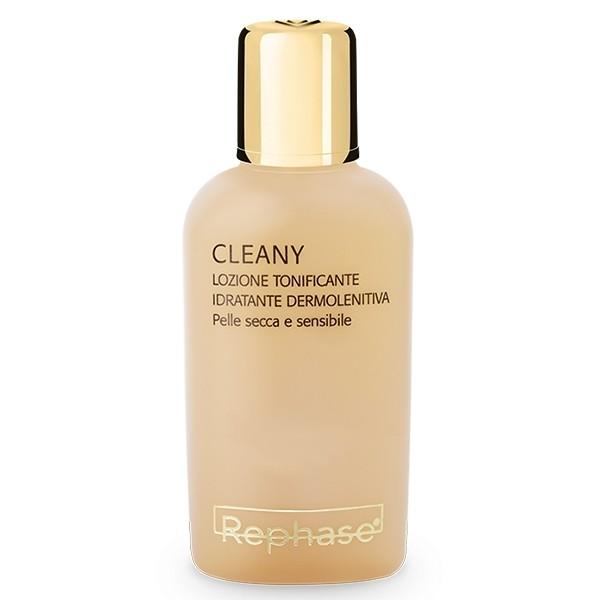 Rephase Cleany Lozione Tonificante Idratante Dermolenitiva Pella Secca e Sensibile 150 ml