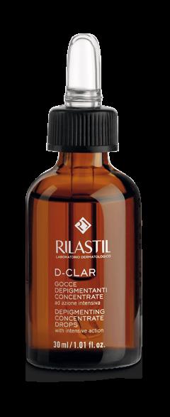 Rilastil D-Clar Gocce Depigmentanti Concentrate 30ml