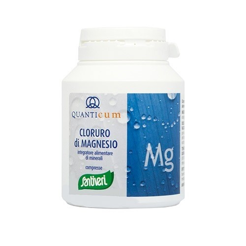 Santiveri Cloruro Magnesio 200 Compresse