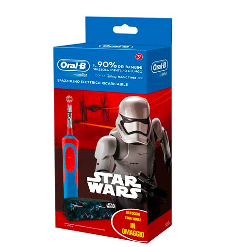 Braun Oral-b Power Star Wars Special Pack