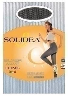 Solidea Silver Wave Long Nero 03ML
