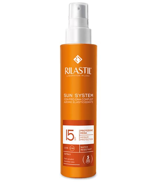 Rilastil Sun System Spray Spf 15 200ml