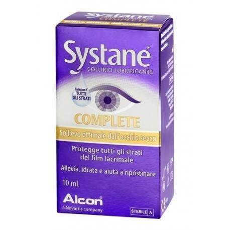 Alcon Systane Complete Collirio Lubrificante 10 ml