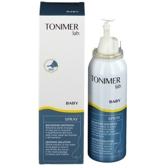 Tonimer  Baby Spray Soluzione Isotonica 100ml