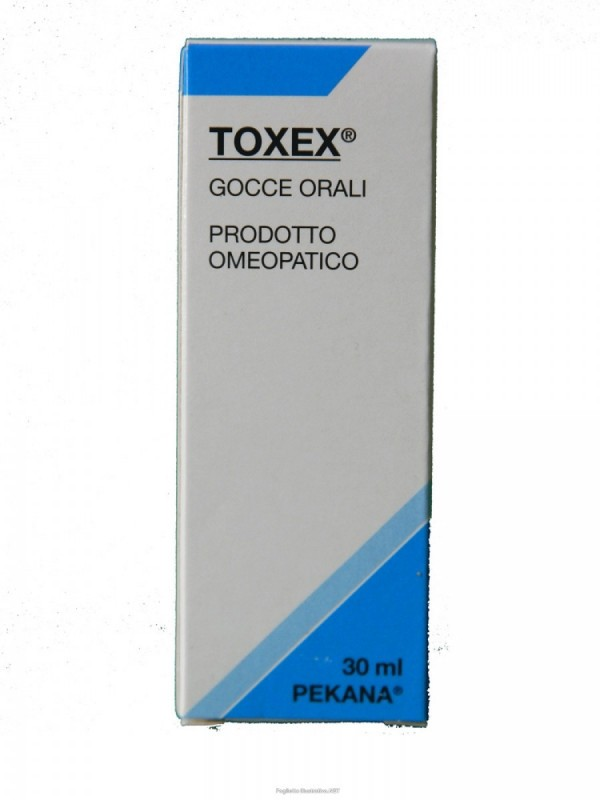 Named Pekana Toxex Gocce 30ml