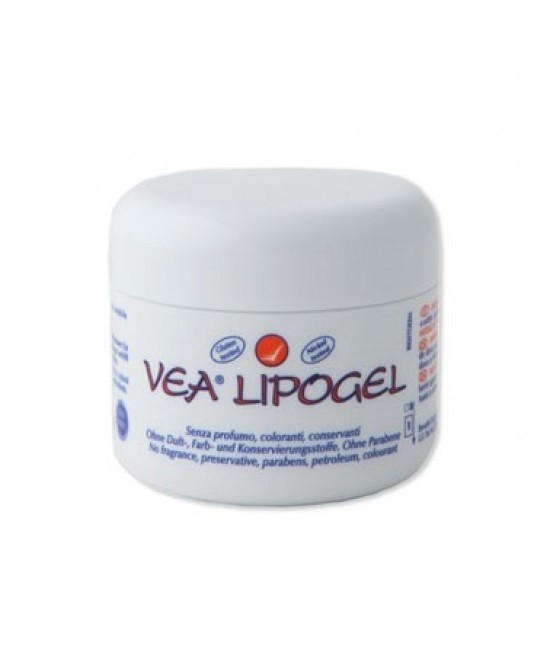 Vea Lipogel lenitivo prurito e cicatrici 50 ml