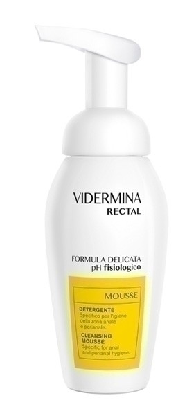 Vidermina rectal mousse 200 ml