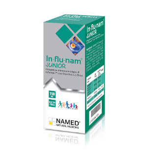 Named Influnam Junior Sciroppo 150ml