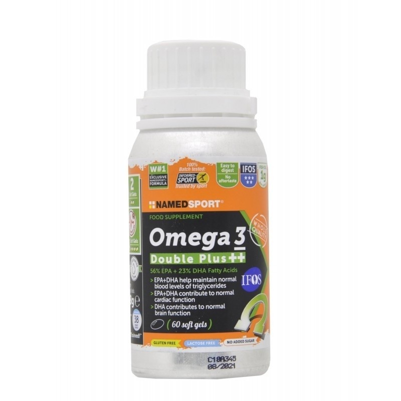 Named Sport Omega 3 Double Plus++ 60 Capsule Softgel