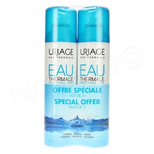 Uriage Eau thermale 2x300ml