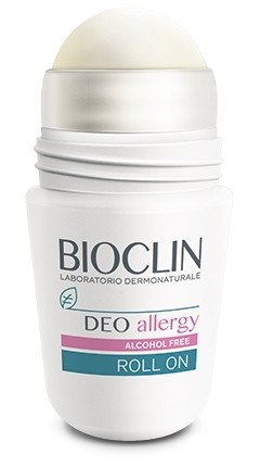 Bioclin Deo Allergy Roll On 50ml