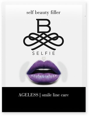 Phasetech SRL B Selfie Ageless Smile Line Care 2 Patch