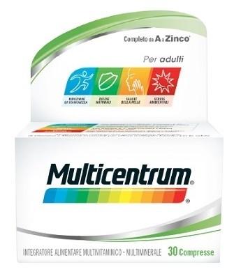 Pfizer Multicentrum adulti 30 compresse
