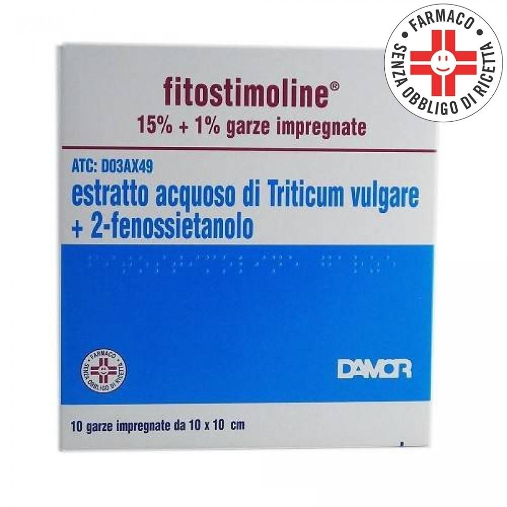Fitostimoline* 10 Garze 15%