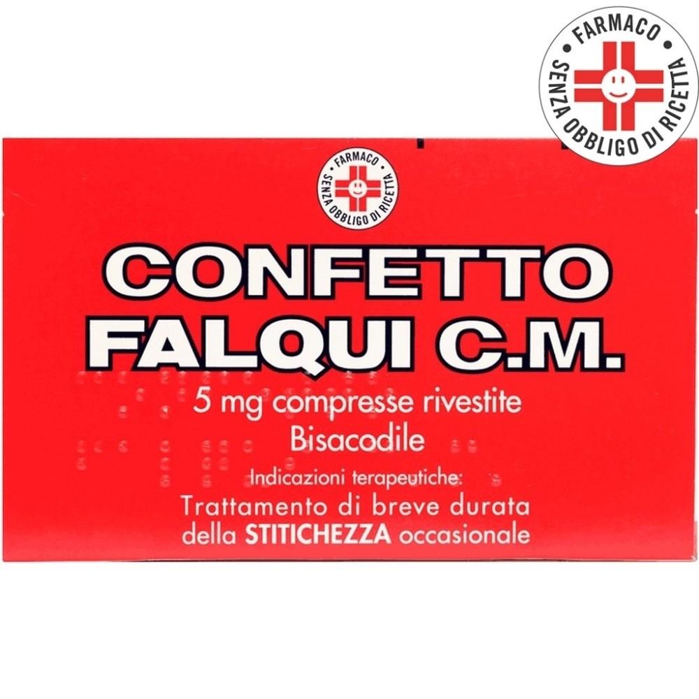 Confetto Falqui* 20 compresse rivestite 5mg