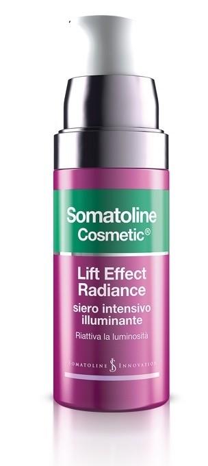 Somatoline Cosmetic Lift Effect Radiance Siero Intensivo Illuminante 30ml