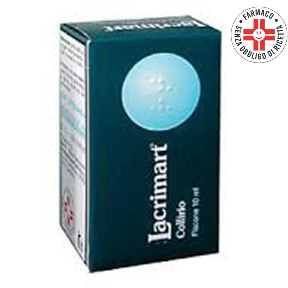 Lacrimart Collirio 10ml 0,01%+0,15