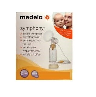 Medela Symphony set singolo d'allattamento