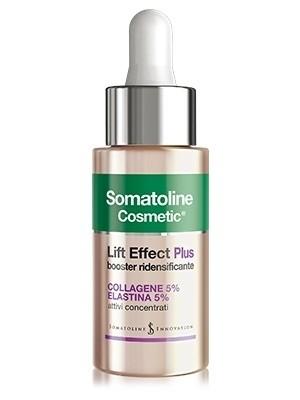 Somatoline Cosmetic Lift Effect Plus Booster Ridensificante 30ml
