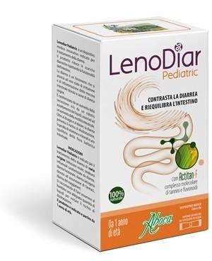 Aboca Lenodiar pediatrico 12 bustine 2g