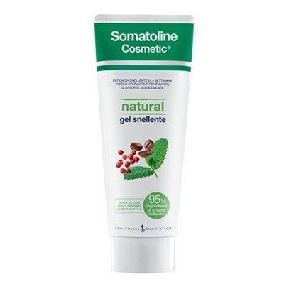 Somatoline Cosmetic Natural Gel Snellente 250ml