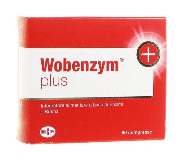 Named Wobenzym Plus 60 Compresse
