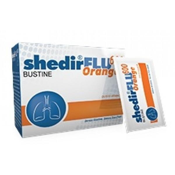 ShedirPharma ShedirFlu 600 Orange 20 bustine
