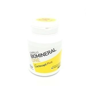 Biomineral one integratore capelli con Lactocapil Plus (90 compresse)