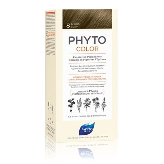 Phyto Color 8 Biondo Chiaro