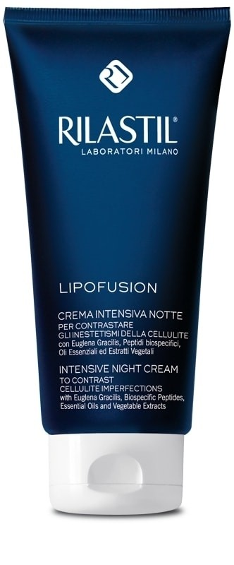 Rilastil Lipofusion Crema Intensiva Notte 200ml
