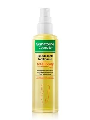 Somatoline Cosmetic Trattamento Total Body Olio Rimodellante Tonificante 125ml